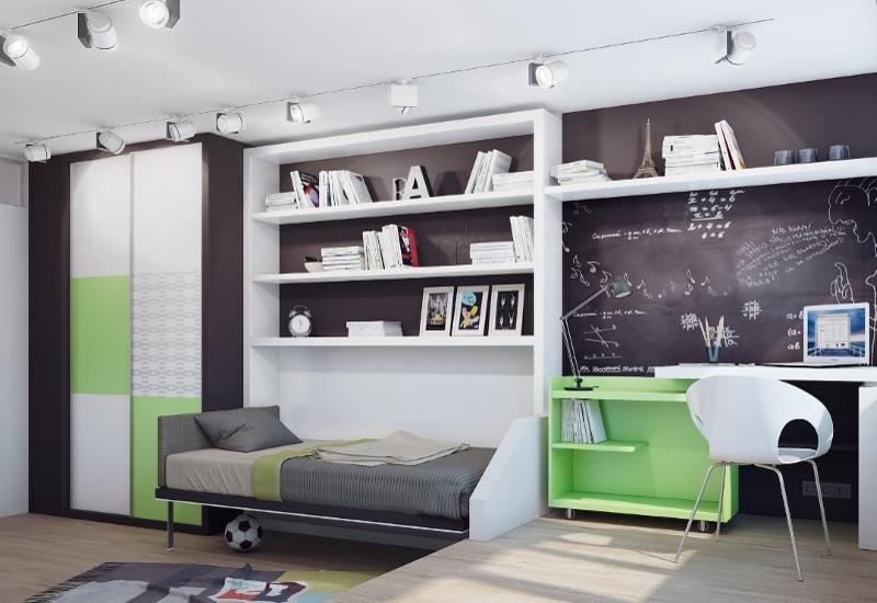 Корпусная мебель для подростка мальчика