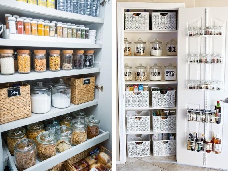 Органайзеры и корзинки для кухни