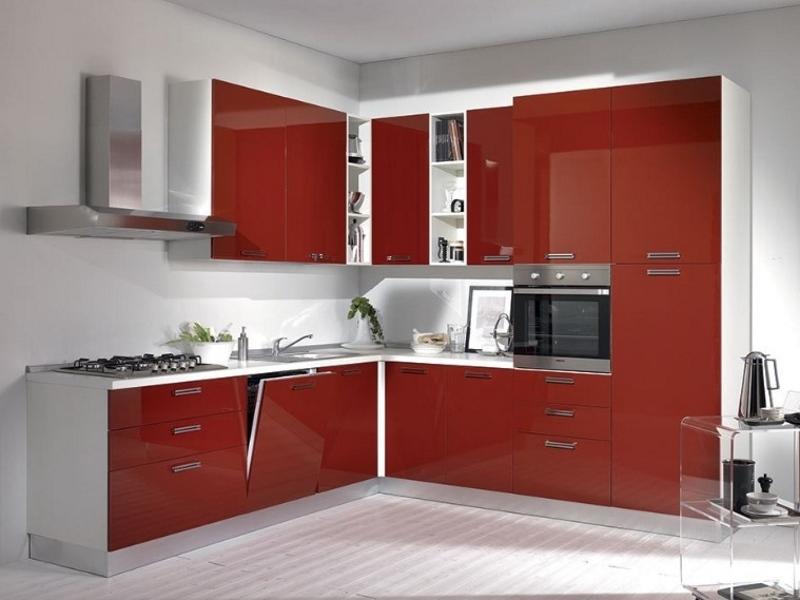 Пленочные фасады для кухни